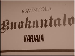 Kuokantalon logo